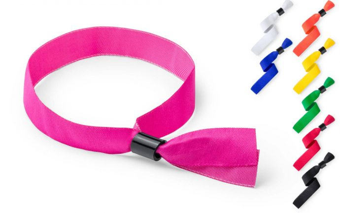 Bracelet Plasker Polyester Publicitaire Promotionnel Personnalise 1 1
