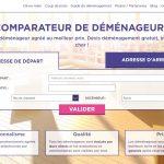 Emoovz.com, le 1er comparateur de déménagement en ligne
