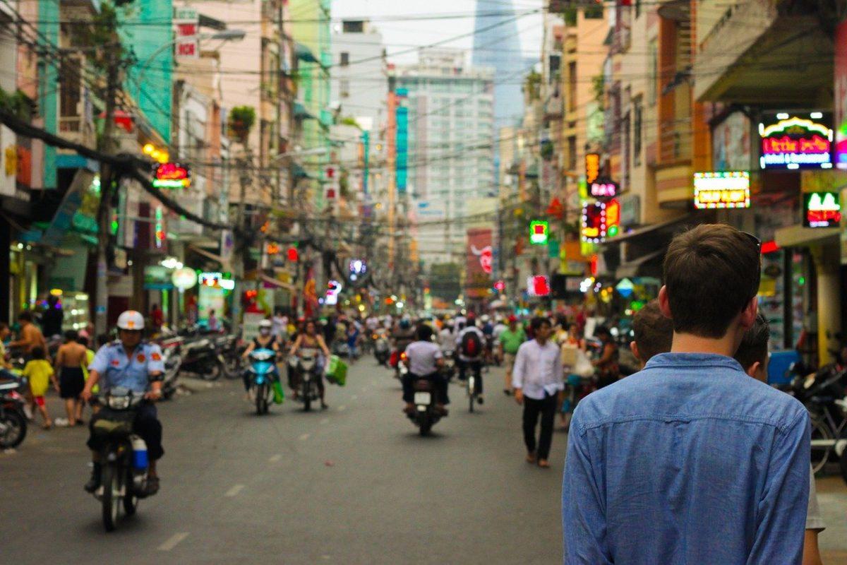 travailler en Chine