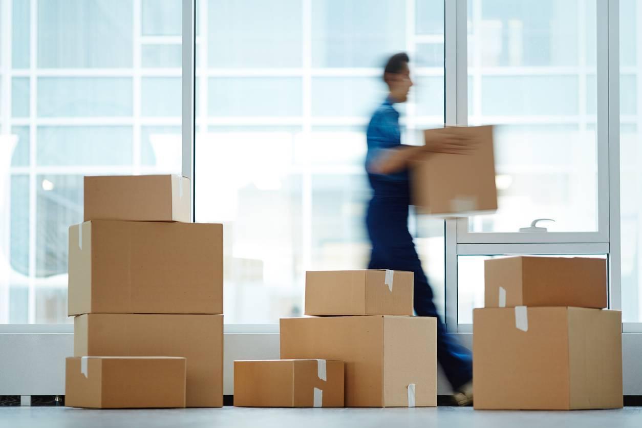 déménagement professionnel entreprise