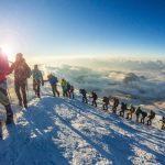 La montagne, une nouvelle destination Team Building !