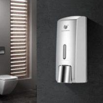 un distributeur automatique de savon